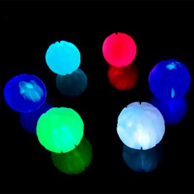 светящийся мячик собак