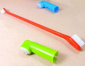 зубная щетка для кошек