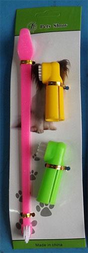 набор для зубов кошек