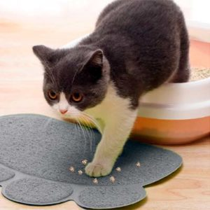 коврик для туалета кошек
