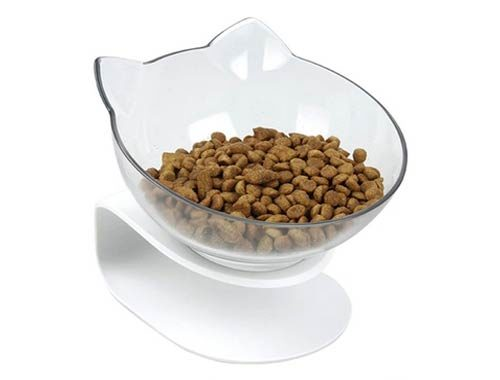 миска на подставке для кошек