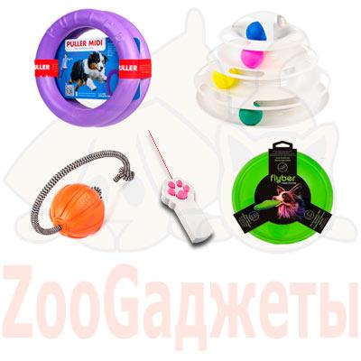 Игрушки для кошек и собак Гаджеты для дрессировки