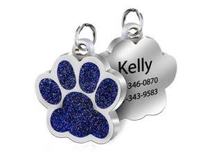 адресник гравировка для собак кошек