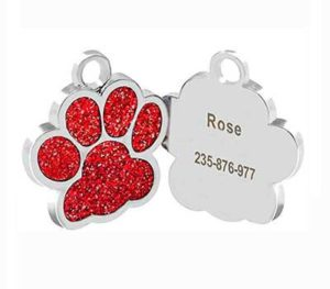 медальон для собак жетон