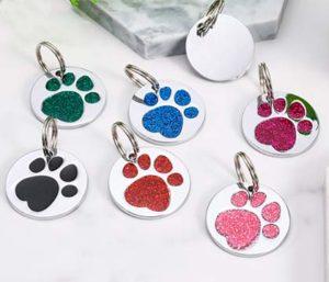 адресник гравировка собак кошек